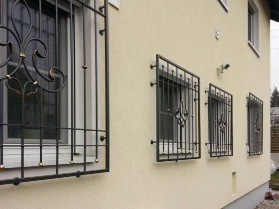 Fenstergitter Stahl