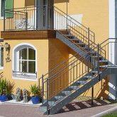 Treppenkonstruktionen und Treppengeländer